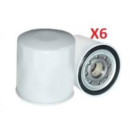 C-1562 Oil Filter X/R Z476 (Ryco) WZ476 (Wesfil)