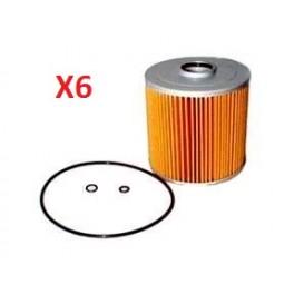 F-1507 Fuel Filter X/R R2607P (Ryco) WCF43 (Wesfil)