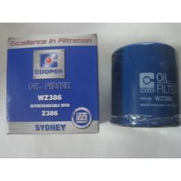 Z386 OIL FILTER 6 PACK