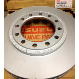 43512.021, DISC ROTOR - FRONT 293mm